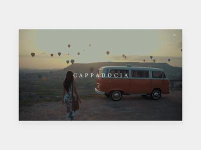 Cappadocia - Hot air balloons flights