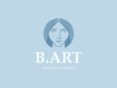 B.ART painting sculpture draw drawing carving face statue antiques museum artist sketch eye