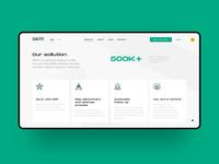 Gaviti Website Concept