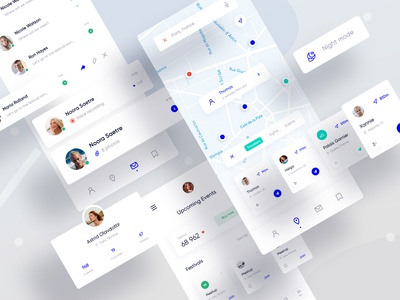App Interface Elements