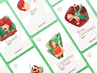 Squawker Cards Project