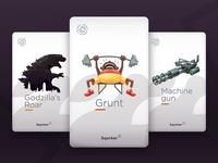 Sqorker #2 ( Imitation Sound Game Cards )