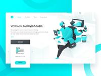 Illiyin Studio Dashboard Exploration