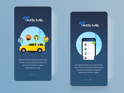 Splash-Screen-Mobile-UI mobile app design customer app driver app ios android mobile interface splash screen mobile splash screen icon design illustrations clean mobile ui mobile app car booking cab booking mobile app ux design minimal