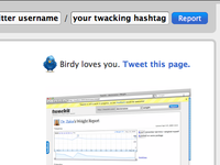 Birdy loves you