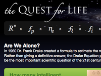 Quest for Life Logo