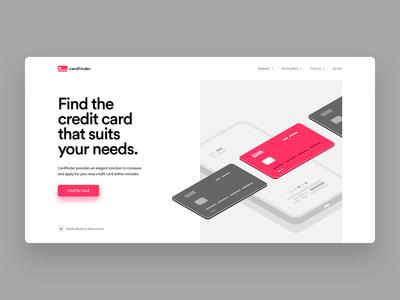 Cardfinder Homepage