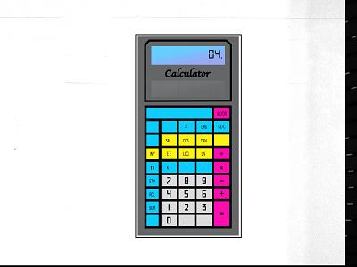 DAILY UI #004 :: Calculator calculator daily ui 004 dailyui 004 dailyuichallenge daily ui challenge dailyui
