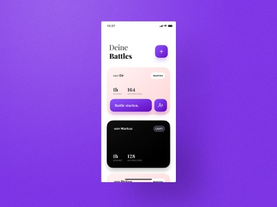 Quicky Overview clean illustration logo branding shift system yung app design design ux iphone ios ui app