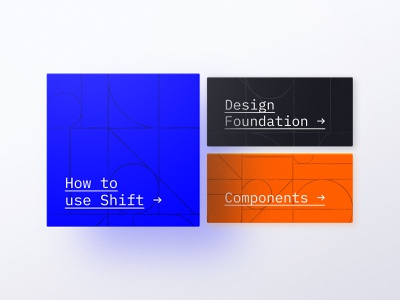 Shift 2.0 Overview ui8 sketch typography clean design art figma ux ui designs atomic designsystem design system system design shift