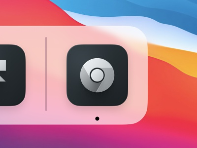 Ultimate Icon Pack Monochrome logo ux ui design app icons icon pack icon set macos macos big sur ios14 app icon set big sur app icon