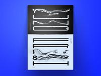 Yung & Frish TypographyPoster