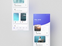 Mellow UI Kit Home