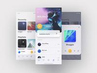 Mellow UI Kit Music