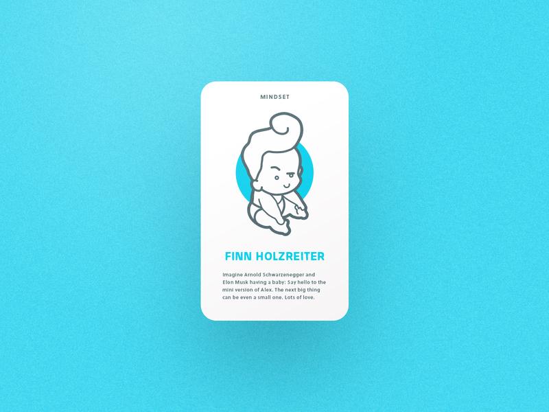 Myndset Special Card art app icon branding logo illustration design thinking artwork colorful typography design ux cards ui cards design cards against humanity game card cards card game