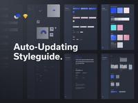 Shift Design System Styleguide