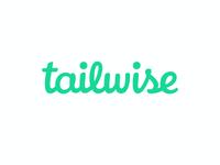 Tailwise - custom logotype