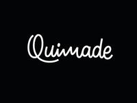 Quimade - custom lettering