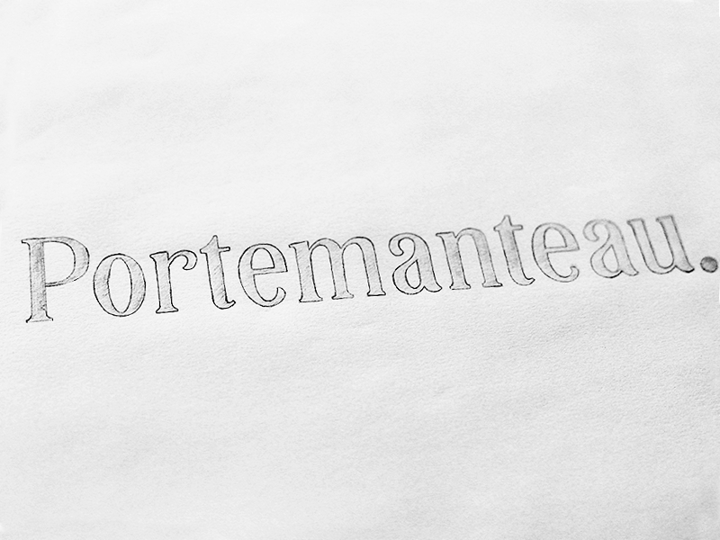 Portemanteau sketch