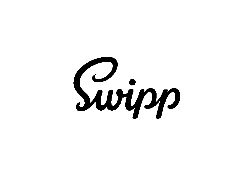 Swipp handlettering custom logotype calligraphy script logo design identity type branding wordmark logotype lettering typography logo