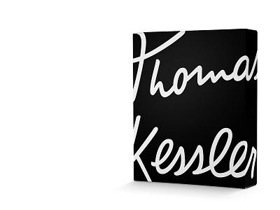Thomas Kessler - Personal Tailoring calligraphy logo design hand lettering identity type branding wordmark logotype lettering logo typography