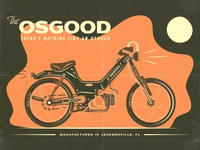 The Osgood Moped