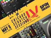 Chicago Scratch Sessions 4