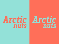 Arctic Nuts | Week 7