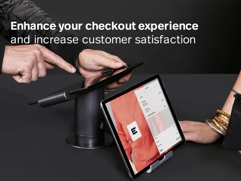 Lightspeed Customer-facing display xcode ux product design