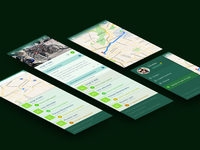 Graphic development for Bike Tyson App