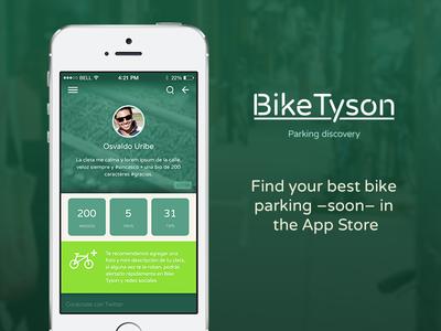 Bike Tyson App