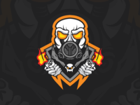 Esports Gaming Mascot Design