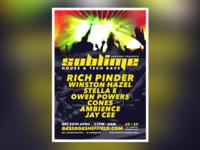 Sublime - House & Tech Rave