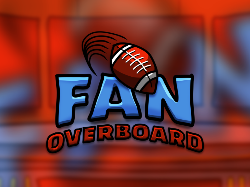 Fan Overboard show brand vector vectors hand drawn illustration twitch logo