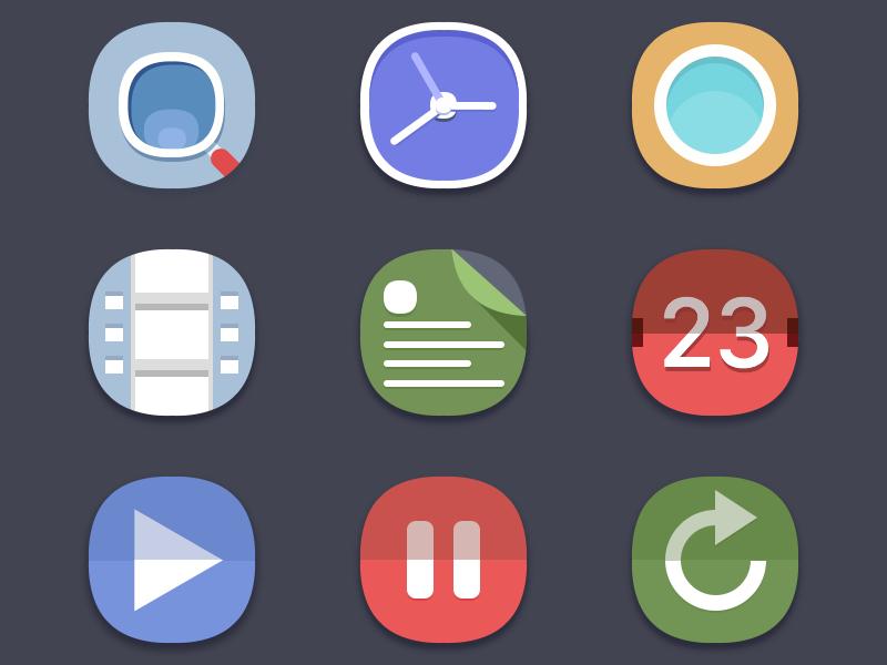 Icon free psd flat psd free icon