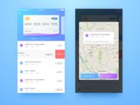 Practice :Bank App UI