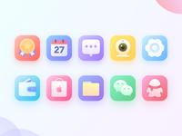 Clean Colors Theme