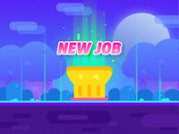New job and invite