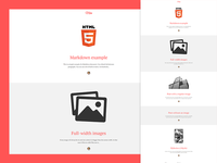 Móri - A clean and responsive theme for Ghost