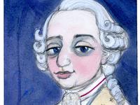 French Revolution Portraits:  Louis XVI