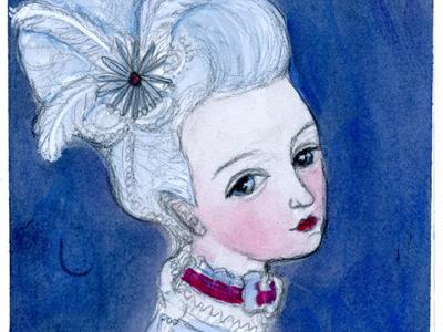 French Revolution Portraits:  Marie Antoinette