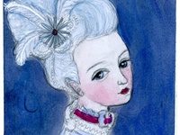 French Revolution Portraits:  Marie Antoinette