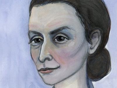 Georgia O'Keeffe Artist Portrait