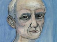 Pablo Picasso Artist Portrait