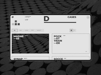 ø — concept/cases page