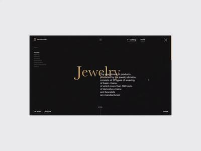 Krastsvetmet. Jewelry division. First ver.