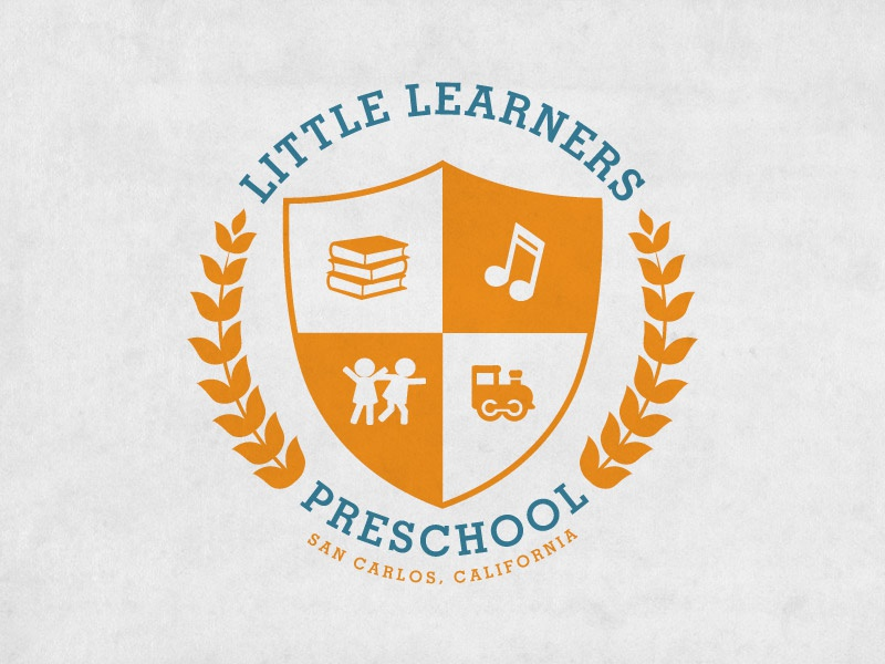 Little Learners Preschool Logo branding logo laurel san carlos little learners preschool institute university preschool