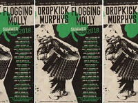 Dropkick Murphys & Flogging Molly Summer Tour 2018
