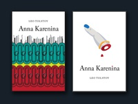 Anna Karenina covers