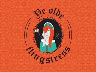 Ye Olde Flingstress